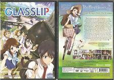Glasslip Complete Anime Series , 2015 3-DiscDVD Set BRAND NEW AND SEALED