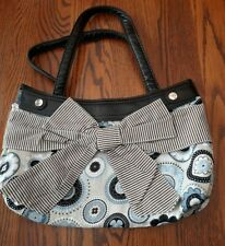 Thirty One Purse  Blue And Tan