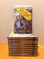 Lot Of 10. Cast a Long Shadow DVDs Wholesale Lot.