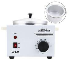 Single Pot Wax Heater Professional Warmer Machine Depilatory Salon Hot paraffin