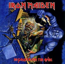 Iron Maiden - No Prayer For The Dying Vinyl LP Heavy Metal Sticker, Magnet