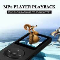 Musik MP3-Player 8 GB 70 Stunden Wiedergabe Verlustfreie Sound-Unterstuetzung 1A