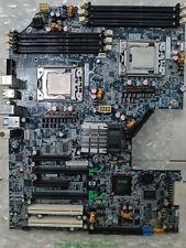 Placa base HP Z600 con dos procesadores Xeon X5570