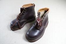 Alte Schuhe, Rind-Juchten, Lederschuhe, wasserdicht, Continentalsohle, Qualität.