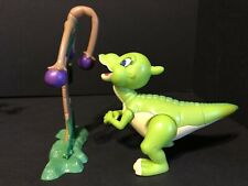 Rare 2007 Playmates Land Before Time Ducky Action Figure & Berry Tree Moves!