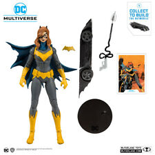 """McFarlane DC BATGIRL 7"""" Loose Complete With Batmobile Part No Packaging IN HAND!"""