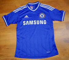 adidas Chelsea 2013/2014 home shirt (Size XLB/S)