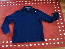 Man's Tog 24 softshell jacket. dark blue. size XXL, full zip front