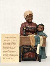 Miss Martha Holcombe Bessie & Corkie Agc Figurine God Is Love 1991 1547 #184