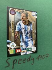 Panini Road To RUSSIA 2018 Fifa World Cup Limited Edition Messi Adrenalyn