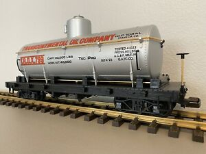 LGB 4080-Y01 :: Transcontinental Oil Company Single Dome Tank Car