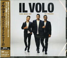 IL VOLO-10 YEARS - THE BEST OF IL VOLO-JAPAN CD BONUS TRACK F21