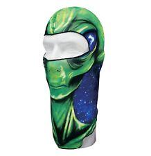 Alien Face Mask Balaclava ATV Motorcycle Snowmobile Skiing Costume Skullskinz
