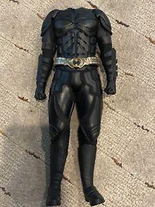 Hot Toys HT DX12 1/6 Batman Body Figure The Dark Knight Rises With Custom Cape