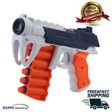 Toy Pistol Gun Elite Soft Bullets Darts Strike Gift For Kids Game Play