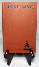 Chief Buffalo Child Long Lance Autobiography/Nice 1928 First Edition Hardback