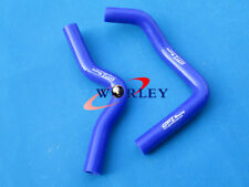 for Suzuki RM85 RM 85 2002-2015 Silicone Radiator Hose blue