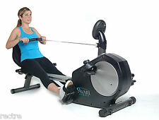 Stamina Avari Conversion II ROWER/RECUMBENT EXERCISE BIKE ROWING MACHINE - NEW!