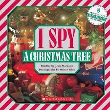 NEW - I Spy A Christmas Tree by Marzollo, Jean