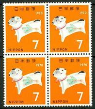 JAPAN - GIAPPONE - 1969 - Anno del cane (amuleto)