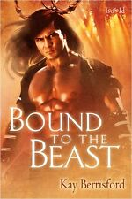 BOUND TO THE BEAST  Kay Berrisford EROTIC GAY HISTORICAL FANTASY BDSM/KINK