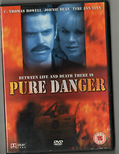C Thomas Howell PURE DANGER (2004)  DVD