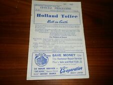 More details for southport  v  coventry city  1955/6  may 2   minshull - barratt - taylor benefit