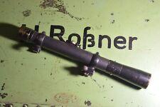 WW2 WWII C.P.Goerz Berlin CERTAR 4 1/2 DRGM German Sniper Rifle Scope GEW 88 K98