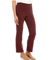 Women's Petite Kim Rogers NWT Pull-On Pants Stretch Tummy Control Size 14P