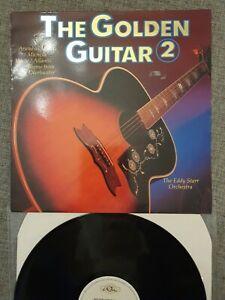 The Golden Guitar 2 The Eddy Starr Orchestra Vinyl LP MCR