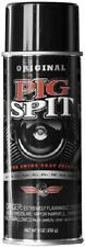 Case 12 Cans PIG SPIT Original PSO Silicone Spray Detailer Motorcycle Dirtbike