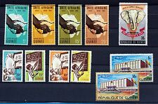 GUINEA GUINEA LOTE DE SELLOS NUEVOS 88M577