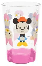 Zak Designs 2 Piece Disney Minnie Mouse Plastic Tumbler Set 9 oz. Brand New
