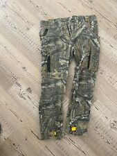 Scent Shield Camo Hunting Cargo Pants  Mens Size 2xl Used