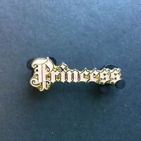 Disney Princess Gothic Letters Sparkle Disney Pin 45807