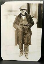 Thomas Edison Original VintagePHOTO Type 1 PSA AUTHENTICATED
