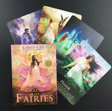 Oracle Tarot Cards oracle of the fairies Card Board Deck Games Palying Cards Par