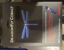 New AudioQuest Dragonfly Cobalt (BLUE) USB Digital-to-analog Converter DAC