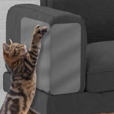2Pcs Home Pet Cat Scratch Guard Cat Mat Scratching Post Furniture Sofa Protector