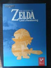 Guide complet Zelda -Link's Awakening Switch en français (voir photos pour état)