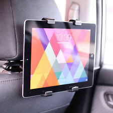 "Universal Headrest Seat Car Holder Mount for iPad 1 2 3 4, Air & 9 - 10"" Tablets"
