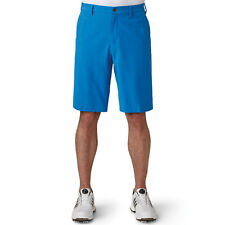 """adidas 2017 Mens Performance Stretch Ultimate Shorts Breathable Water-resistant 36"""" Blast Blue - BC2389"""