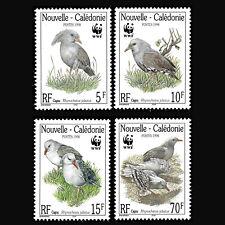 New Caledonia 1998 - Worldwide Nature Conservation Kagu - Sc 798/01 MNH