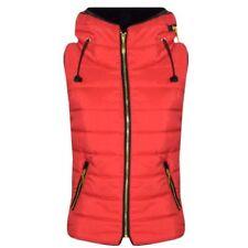 Manteaux, vestes et tenues de neige doudounes rouges en polyester pour garçon de 2 à 16 ans