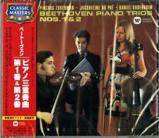 JACQUELINE DU PRE (CELLO)-BEETHOVEN: PIANO TRIOS NOS.1 & 2-JAPAN CD C68