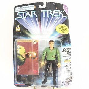 Captain James T. Kirk Action Figure -Playmates Toys 1996 - Star Trek - (NEW)