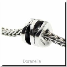 Authentic Trollbeads Sterling Silver 11335 Smiling Cylinder :0