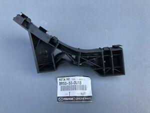 Mazda 3 BK 5-Türer Facelift Stoßstangenhalter Stoßstange Leiste Halter vorne lin