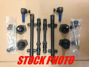 Ford 1963-1964 Thunderbird Deluxe Rubber Suspension Rebuild Kit - Front End