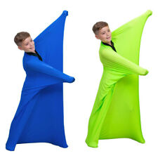Sensory Sox Stretchy Body Sock Full-Body Wrap for Boys Girls with Autism Anxiety